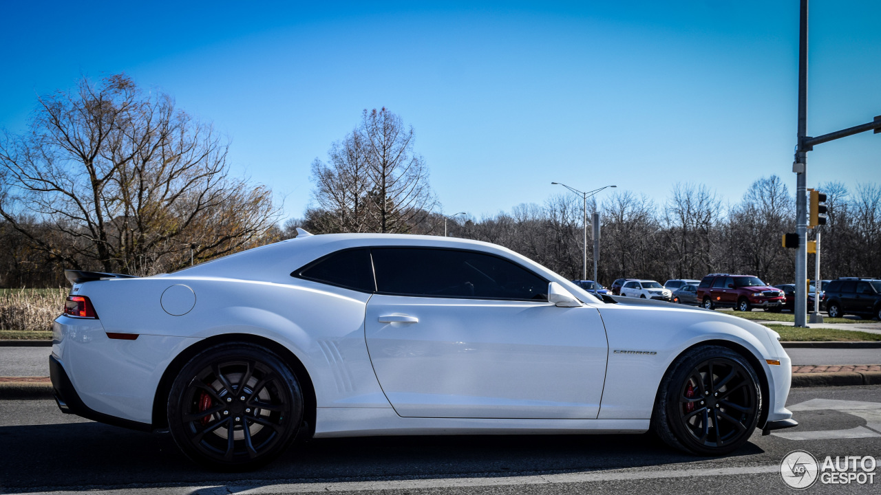Chevrolet Camaro Ss 1le 2014 23 December 2015 Autogespot