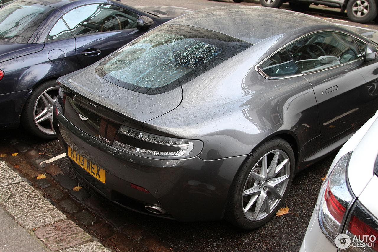 2007 Aston Martin V8 Vantage Parts and Accessories