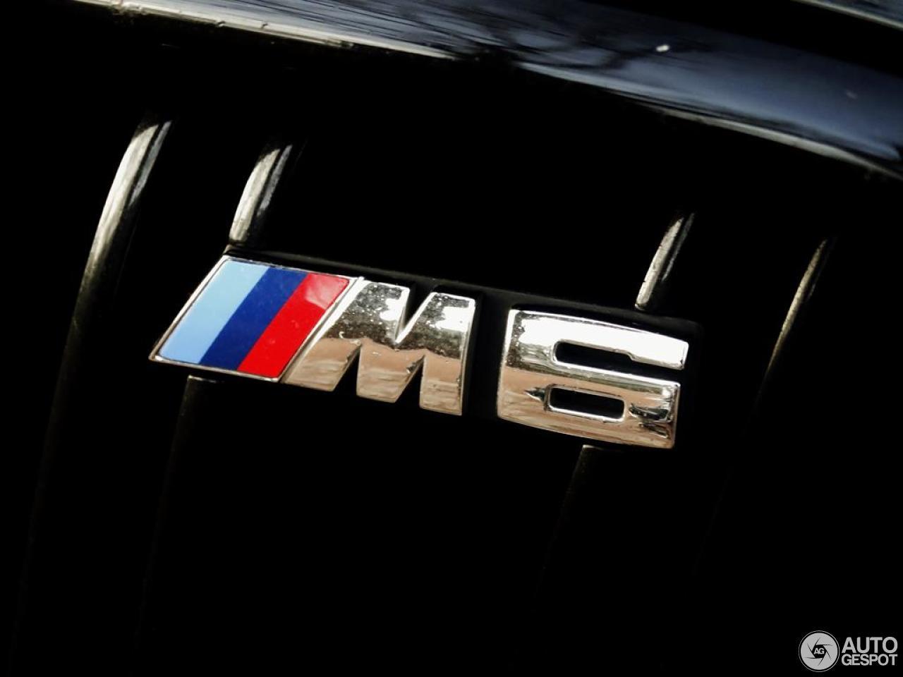 BMW M6 F13 10