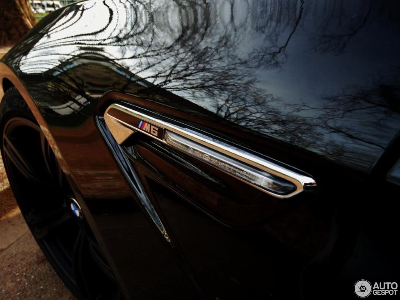 BMW M6 F13 7