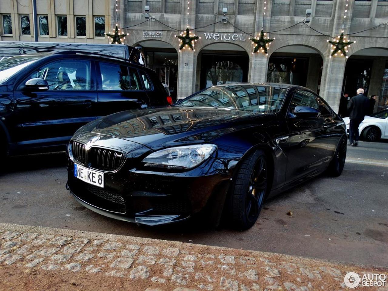 BMW M6 F13 8