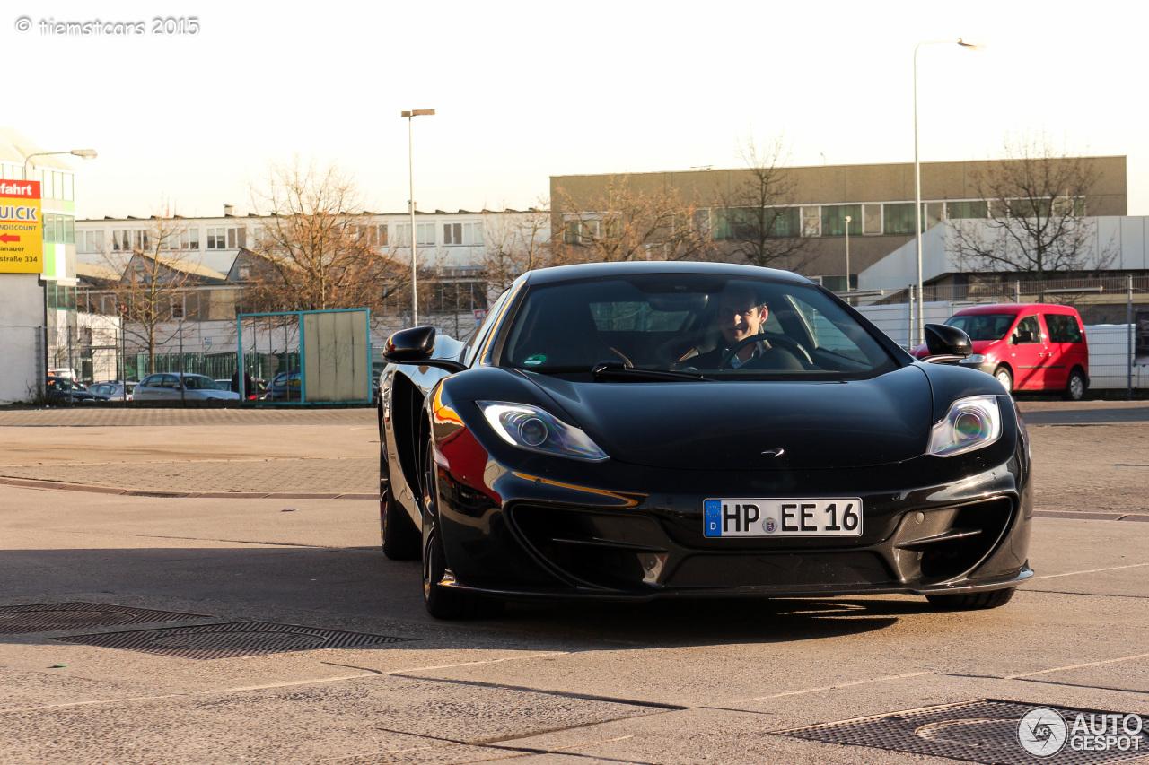 McLaren 12C 2