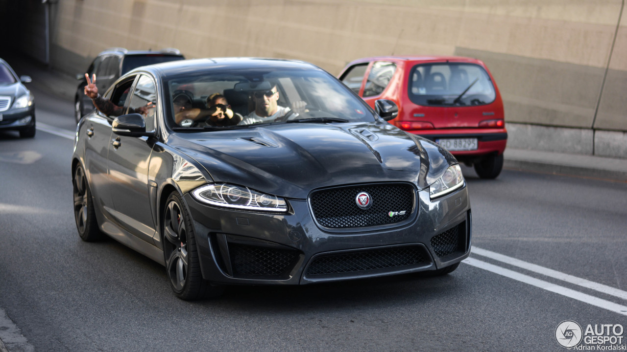 jaguar xfr s 30 december 2015 autogespot. Black Bedroom Furniture Sets. Home Design Ideas
