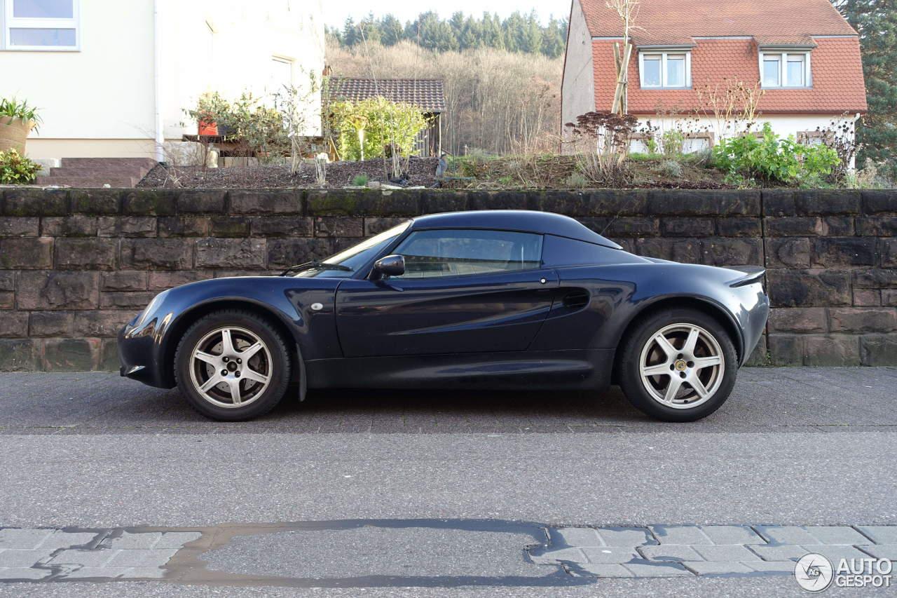Lotus Elise S1 1