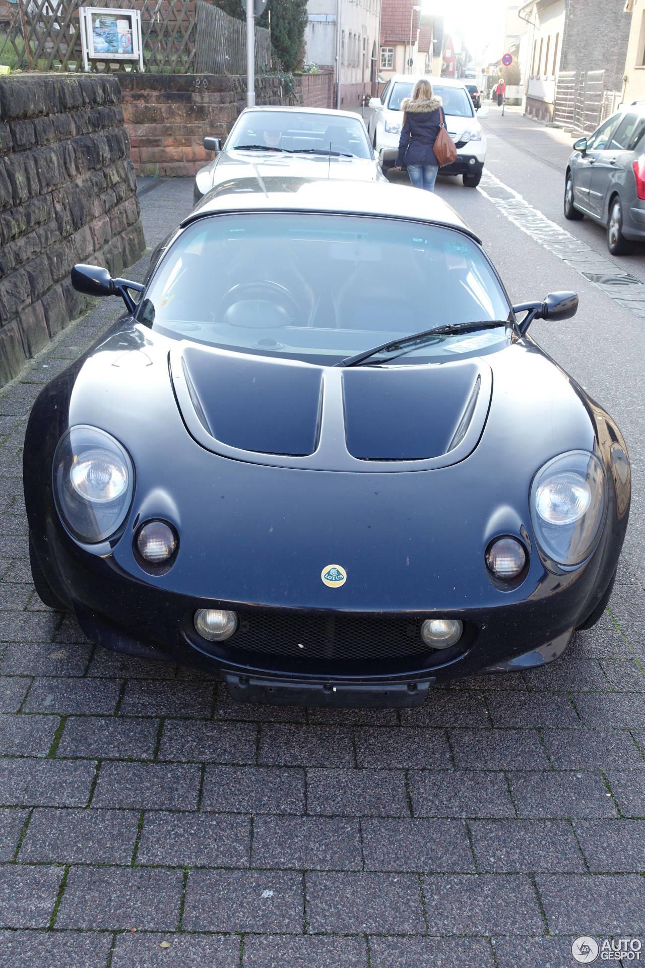 Lotus Elise S1 3
