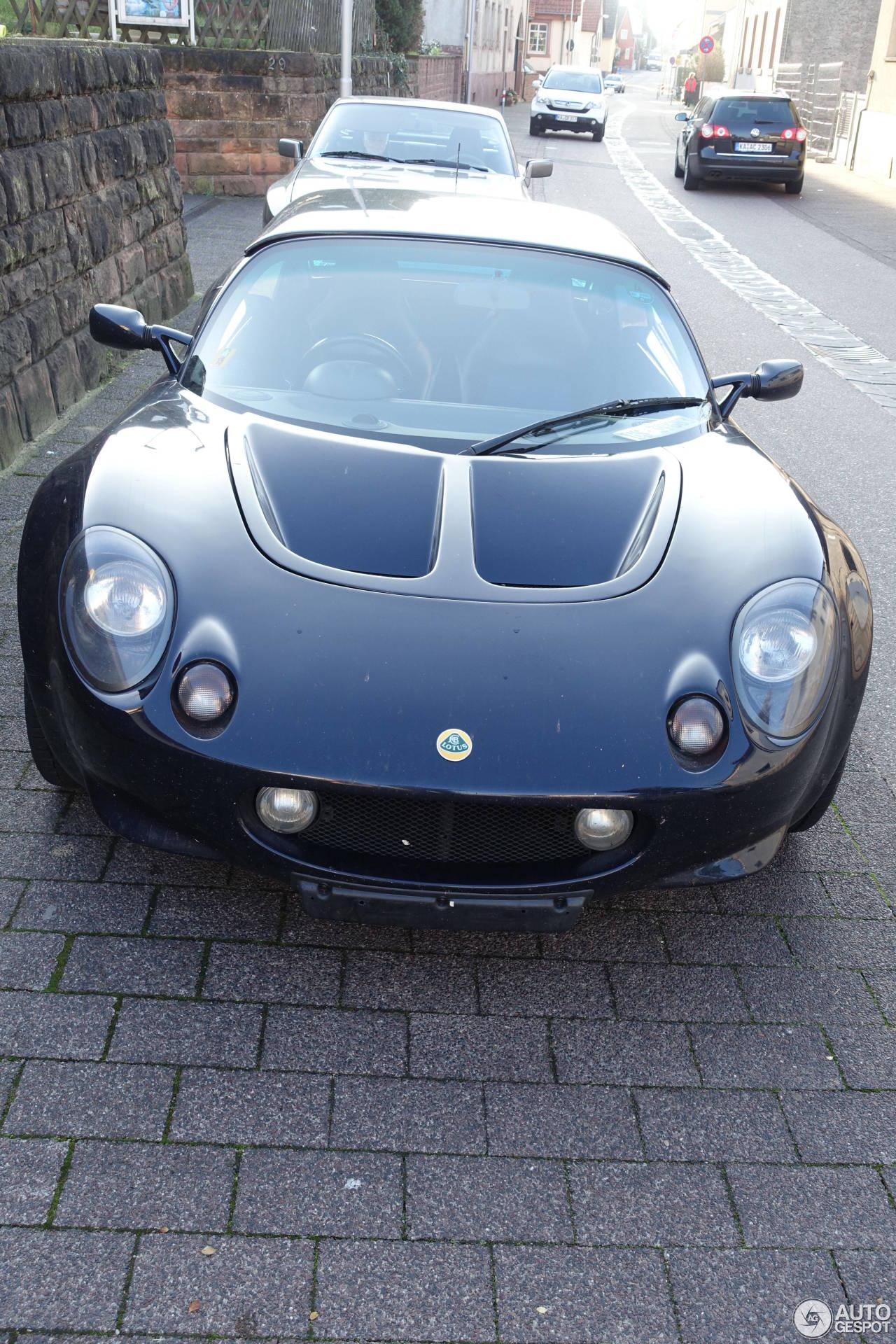 Lotus Elise S1 6