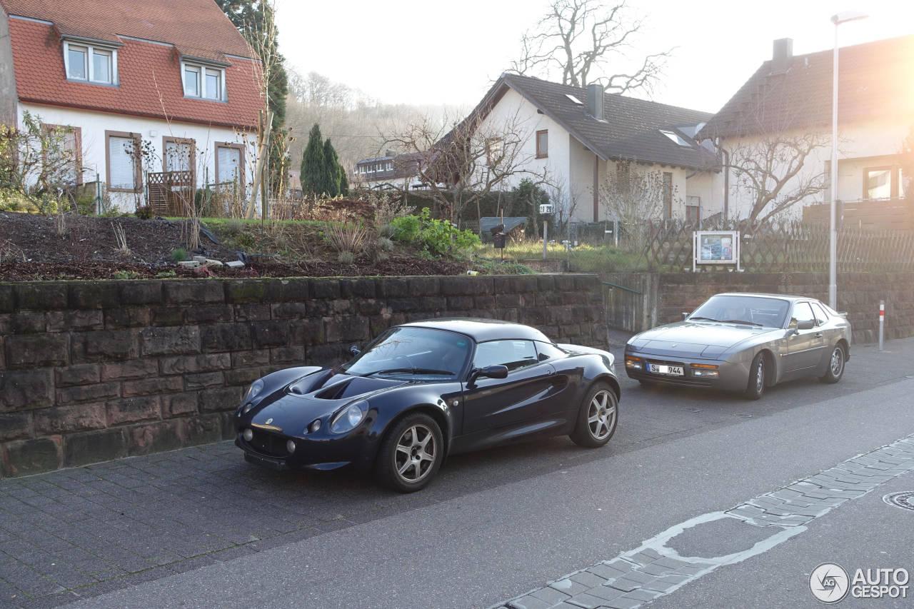 Lotus Elise S1 7