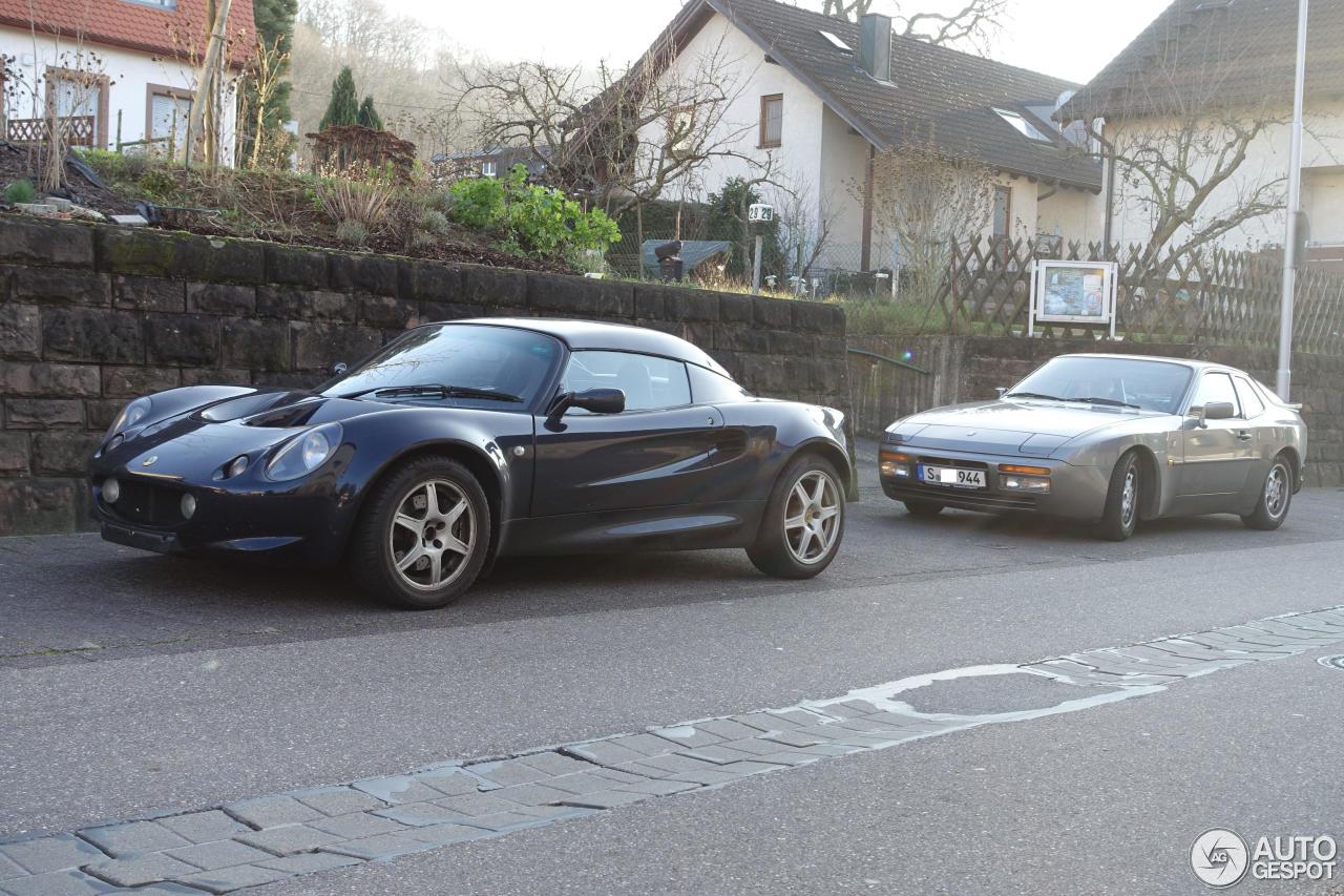 Lotus Elise S1 8