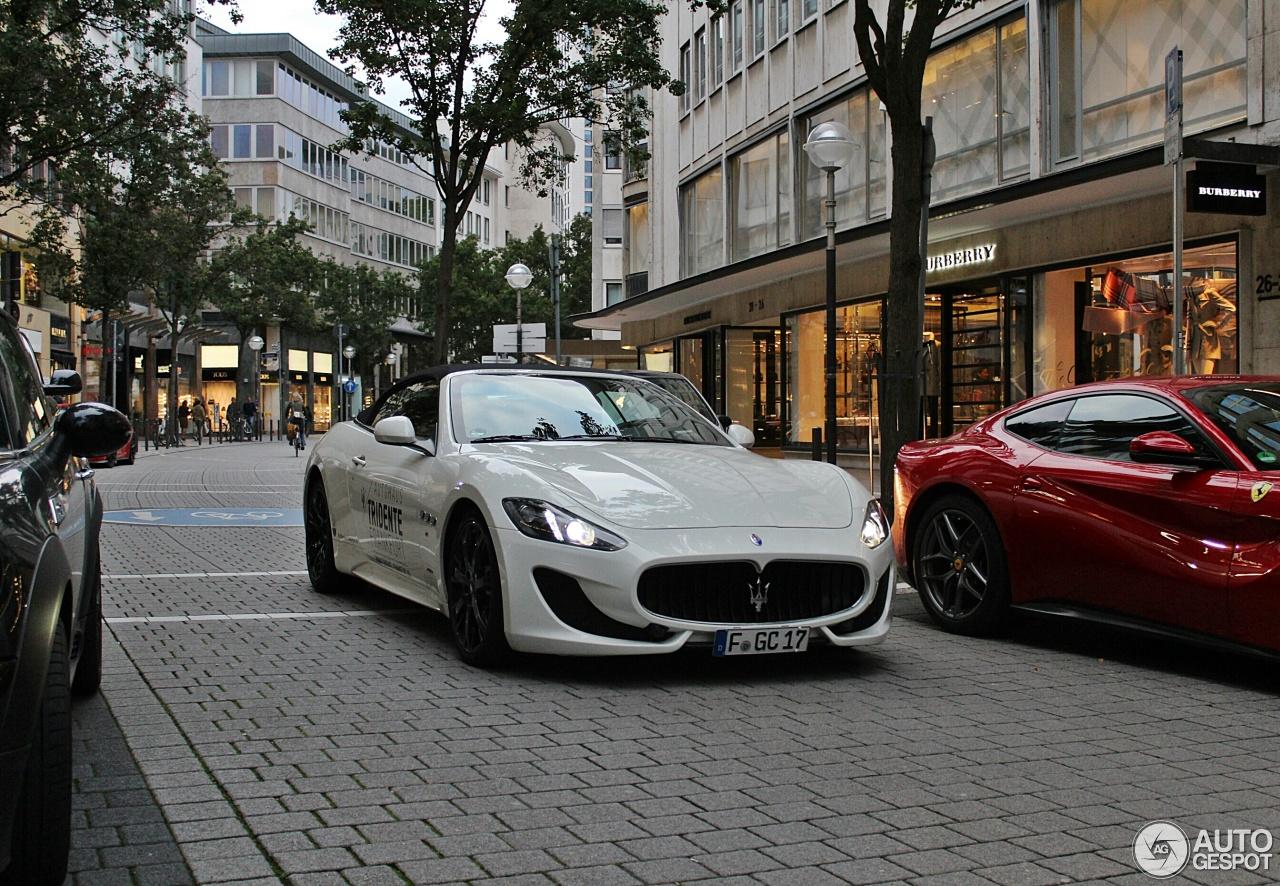 Maserati GranCabrio Sport 2013 1