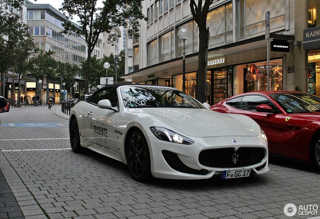 Maserati GranCabrio Sport 2013 2
