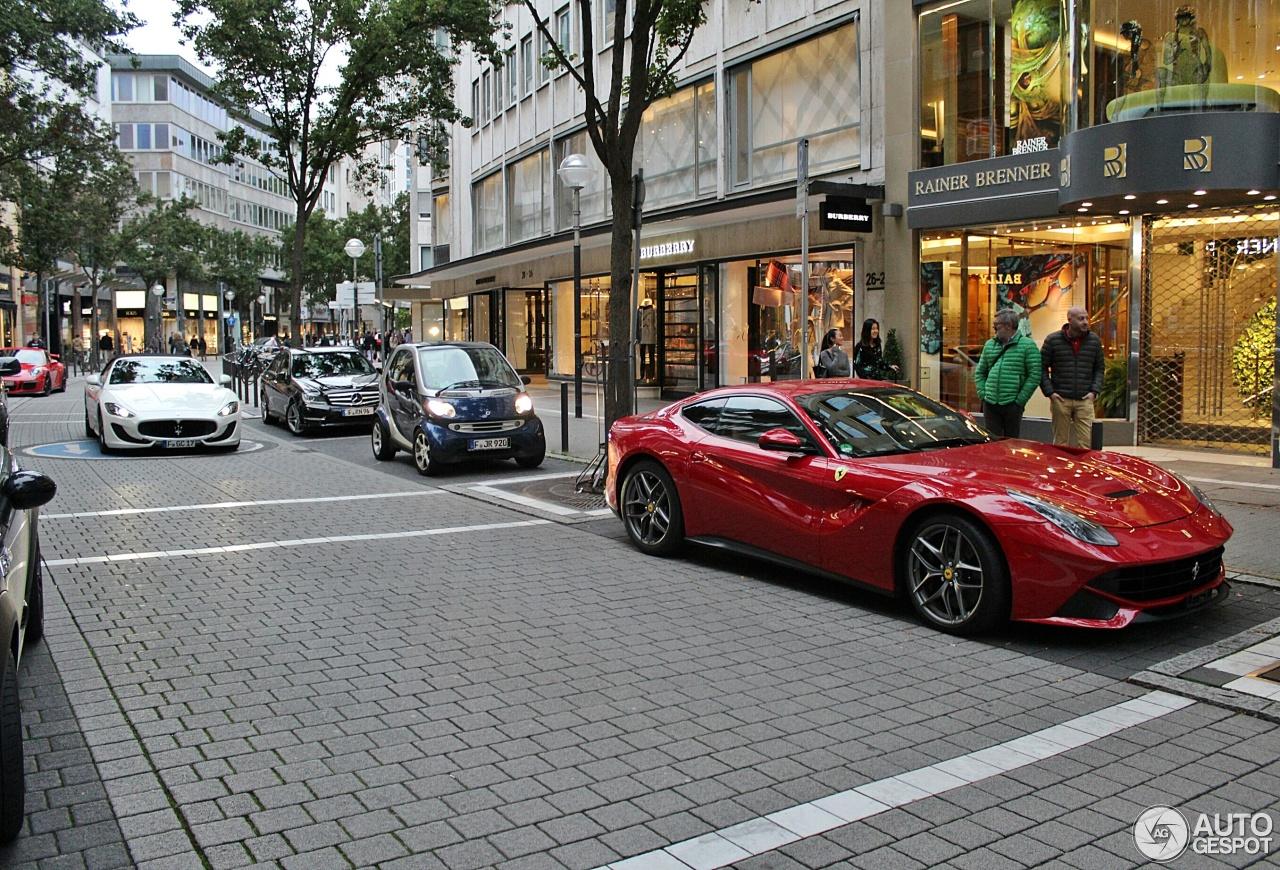 Maserati GranCabrio Sport 2013 3