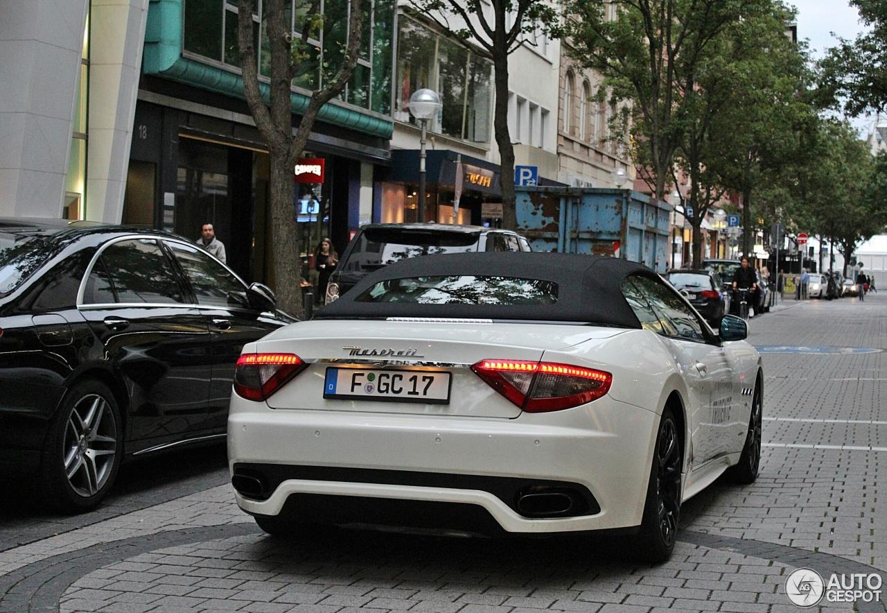Maserati GranCabrio Sport 2013 5