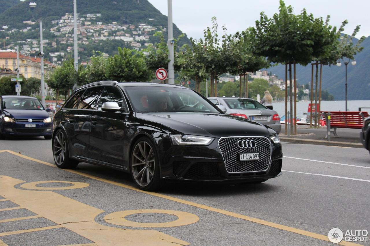 Audi Rs4 Avant B8 1 January 2015 Autogespot
