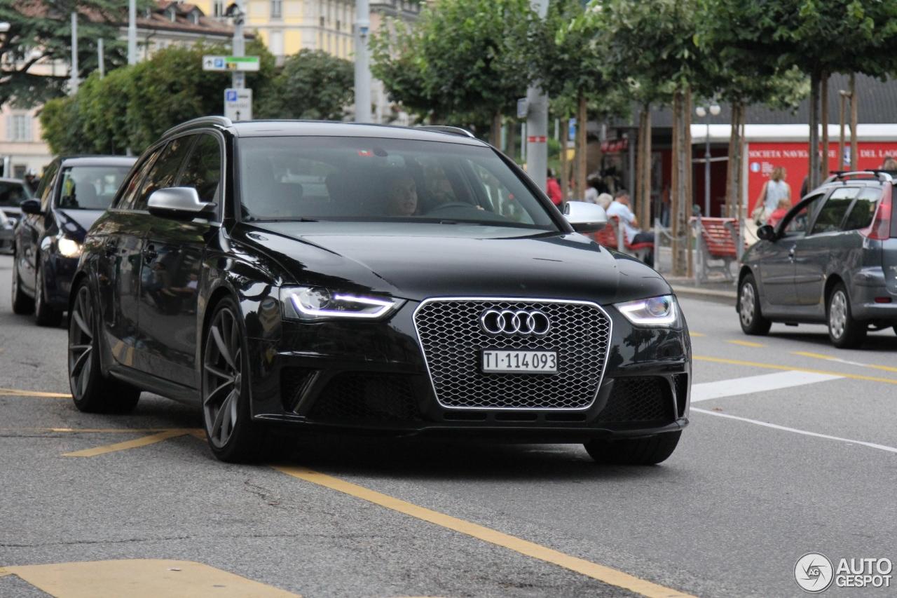Audi Rs4 Avant B8 1 Januar 2015 Autogespot