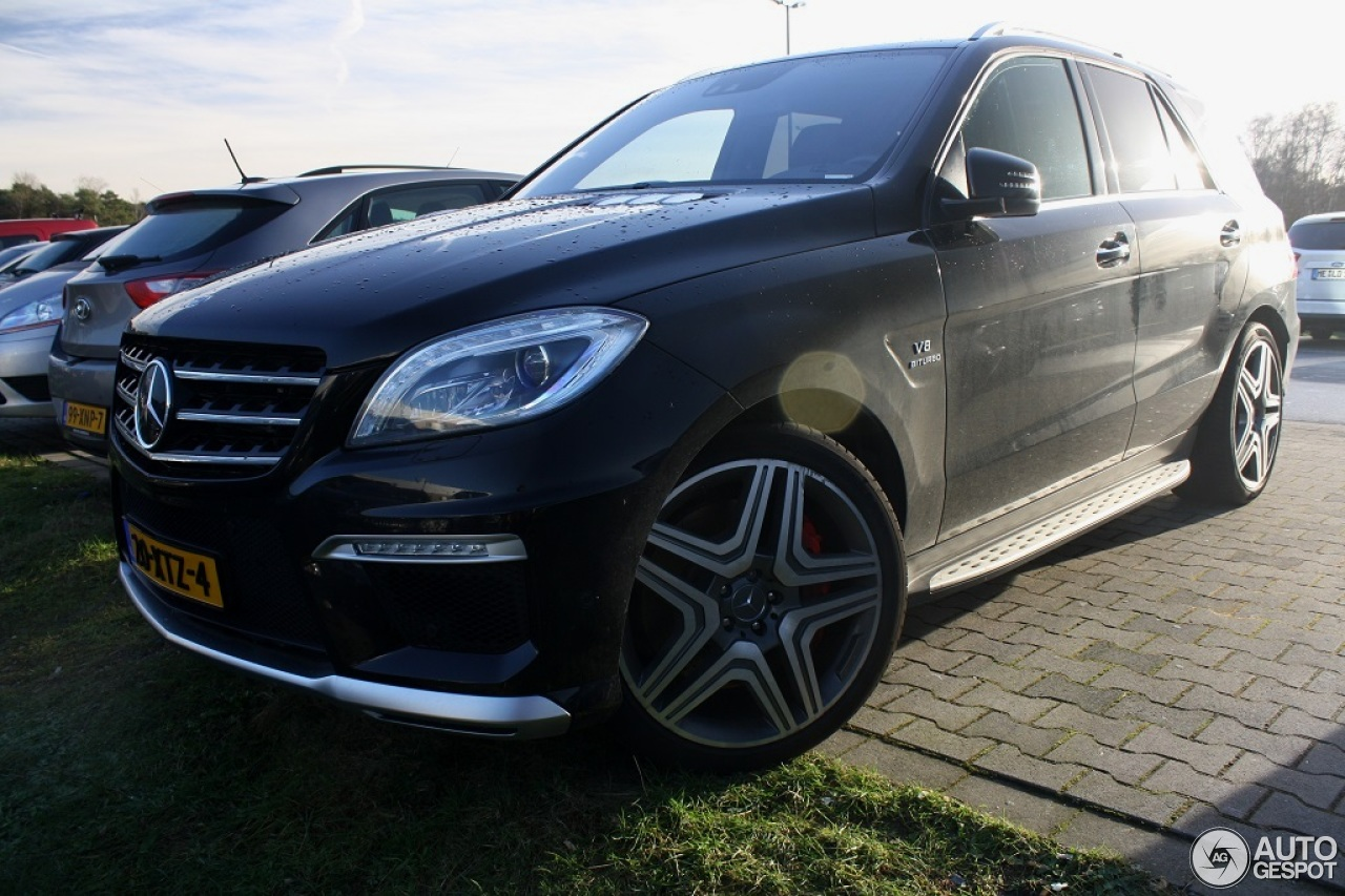 Mercedes benz ml 63 amg w166 2 january 2015 autogespot for Mercedes benz ml 2015