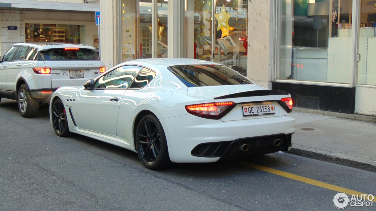 maserati granturismo mc stradale 3 january 2015 autogespot. Black Bedroom Furniture Sets. Home Design Ideas