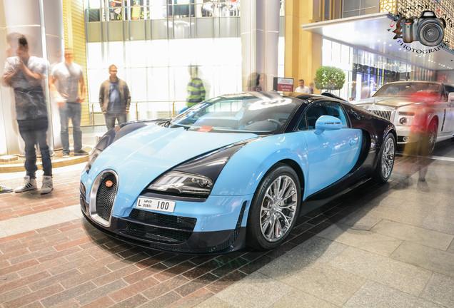 Bugatti Veyron 16.4 Grand Sport Vitesse Jean-Pierre Wimille