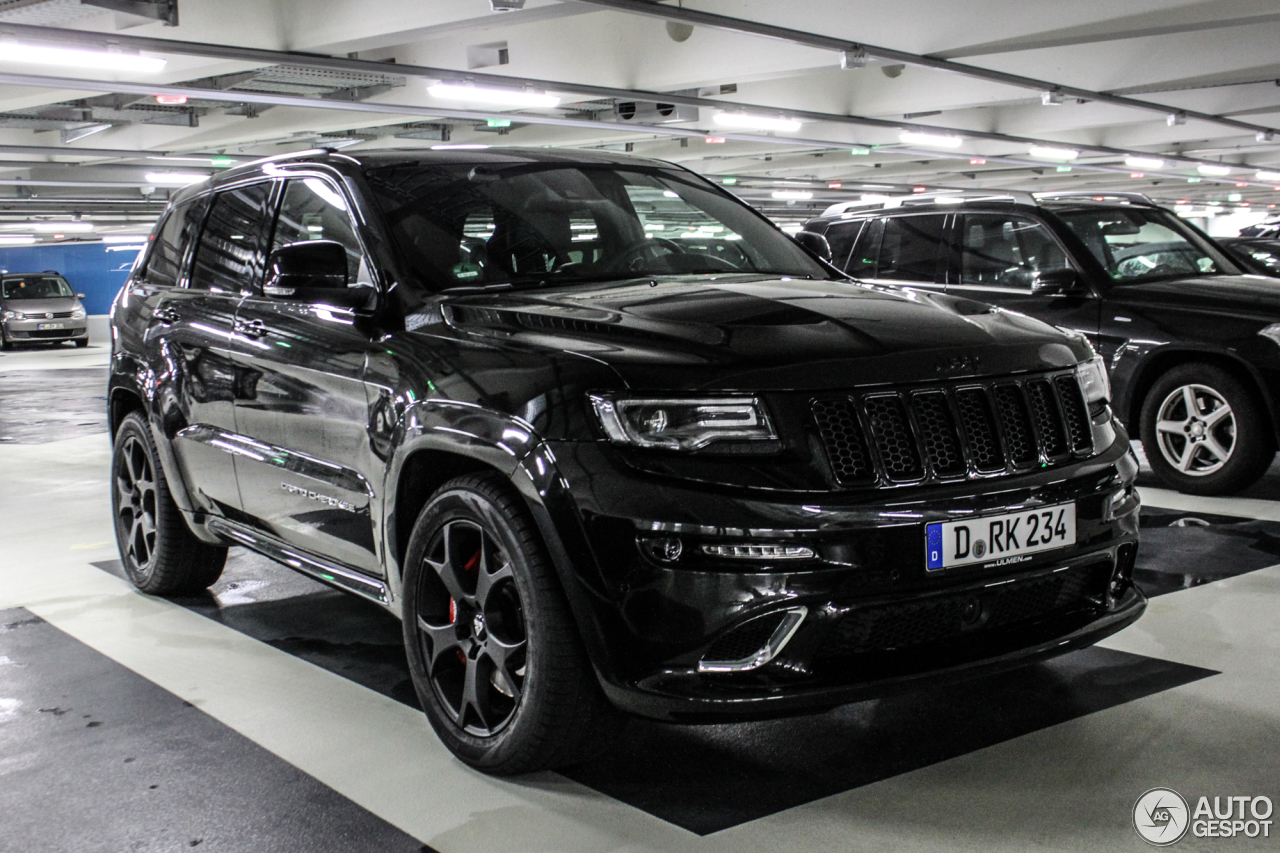 jeep grand cherokee srt 8 2013 4 january 2015 autogespot. Black Bedroom Furniture Sets. Home Design Ideas