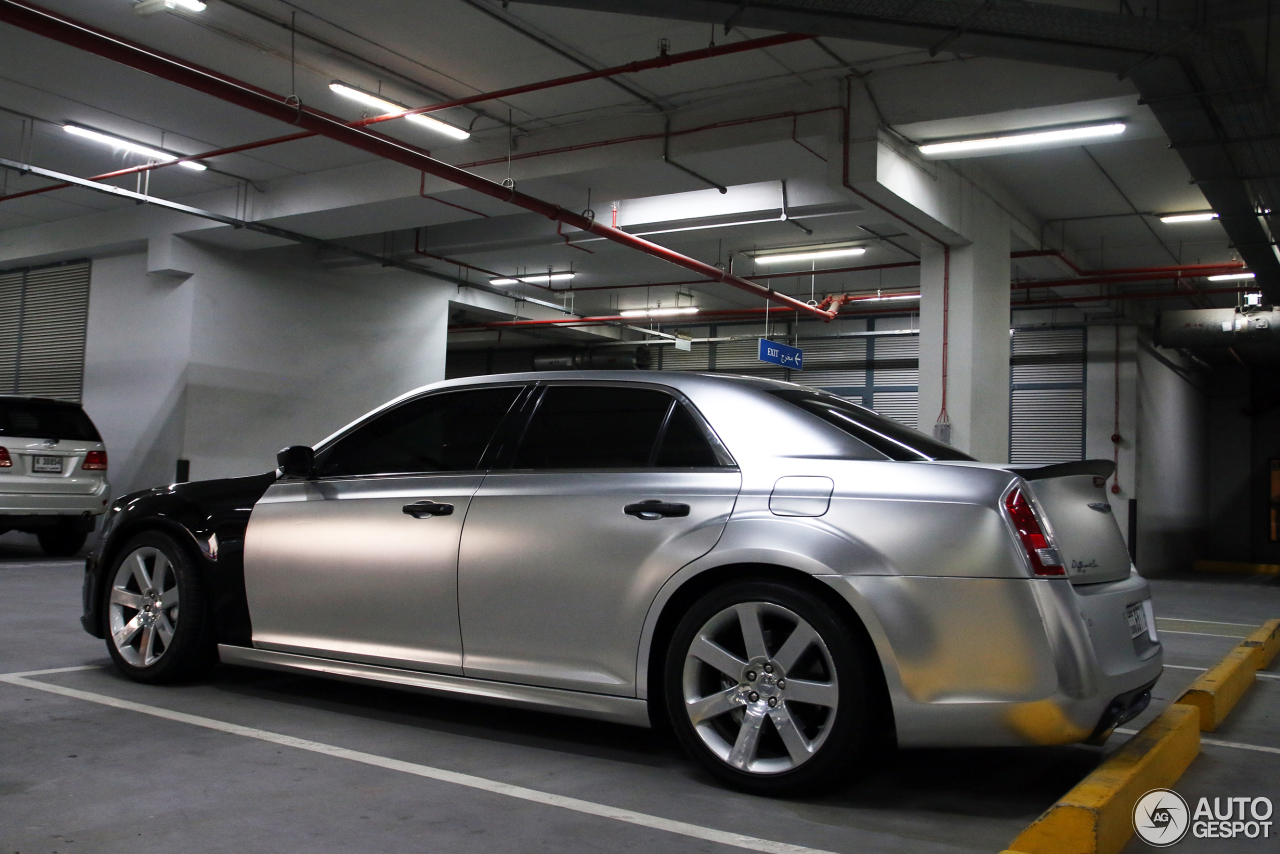 Chrysler 300c Srt8 2013 5 January 2015 Autogespot