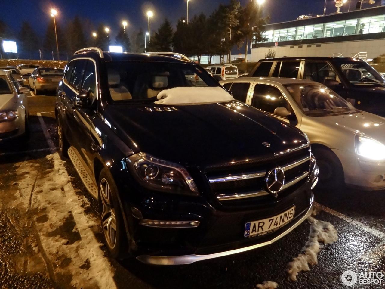 Mercedes benz gl 63 amg x166 5 january 2015 autogespot for Mercedes benz gl amg 2015