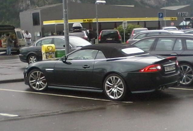 Jaguar XKR Special Edition Convertible 2012
