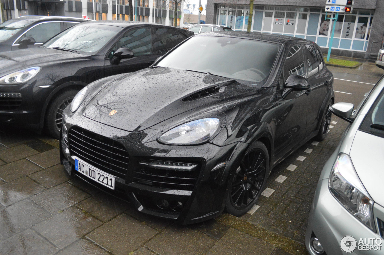 Porsche Cayenne Techart Magnum 2011 8 January 2015