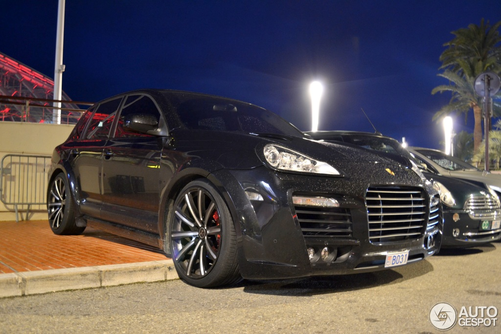 porsche cayenne techart magnum 2007 10 janvier 2015 autogespot. Black Bedroom Furniture Sets. Home Design Ideas