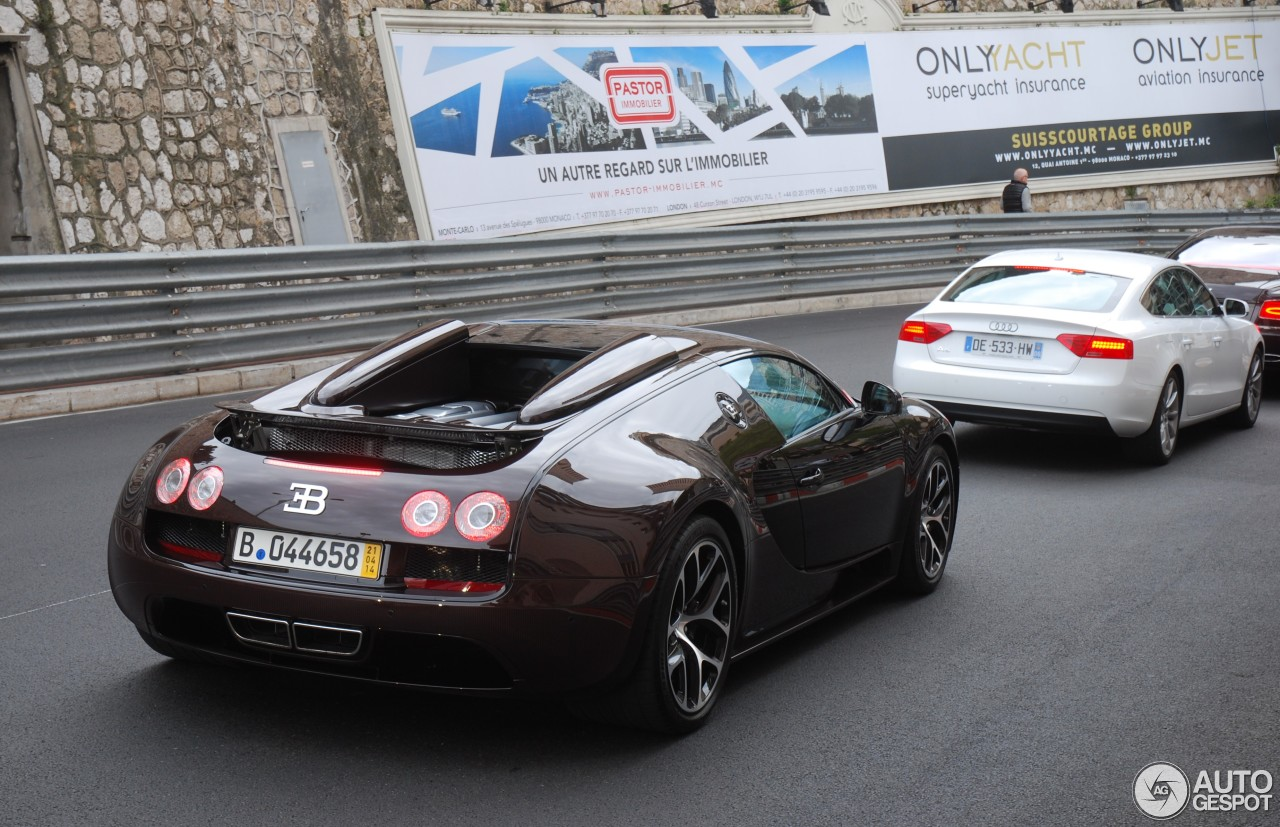 bugatti veyron 16 4 grand sport vitesse 11 janvier 2015 autogespot. Black Bedroom Furniture Sets. Home Design Ideas