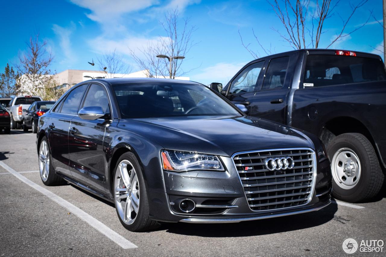 Audi S8 D4 - 12 January 2015 - Autogespot
