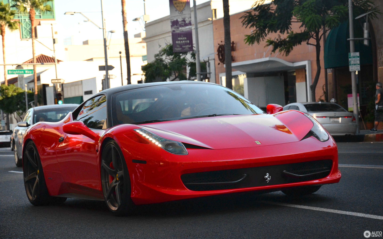 ferrari 458 italia 12 january 2015 autogespot