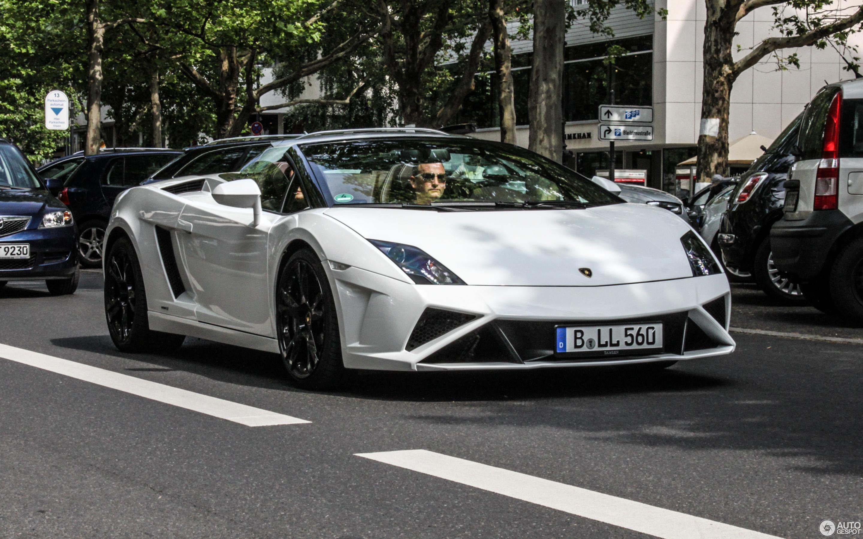 Lamborghini Gallardo LP560-4 Spyder 2013 - 12 January 2015 - Autogespot