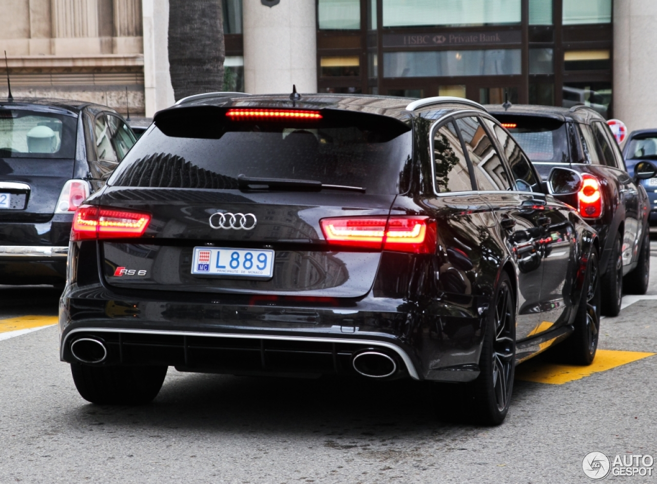 audi rs6 avant c7 14 january 2015 autogespot. Black Bedroom Furniture Sets. Home Design Ideas