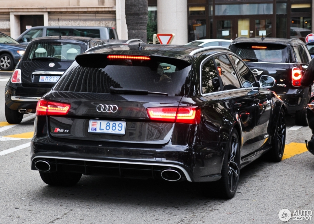 Audi Rs6 Avant C7 14 January 2015 Autogespot