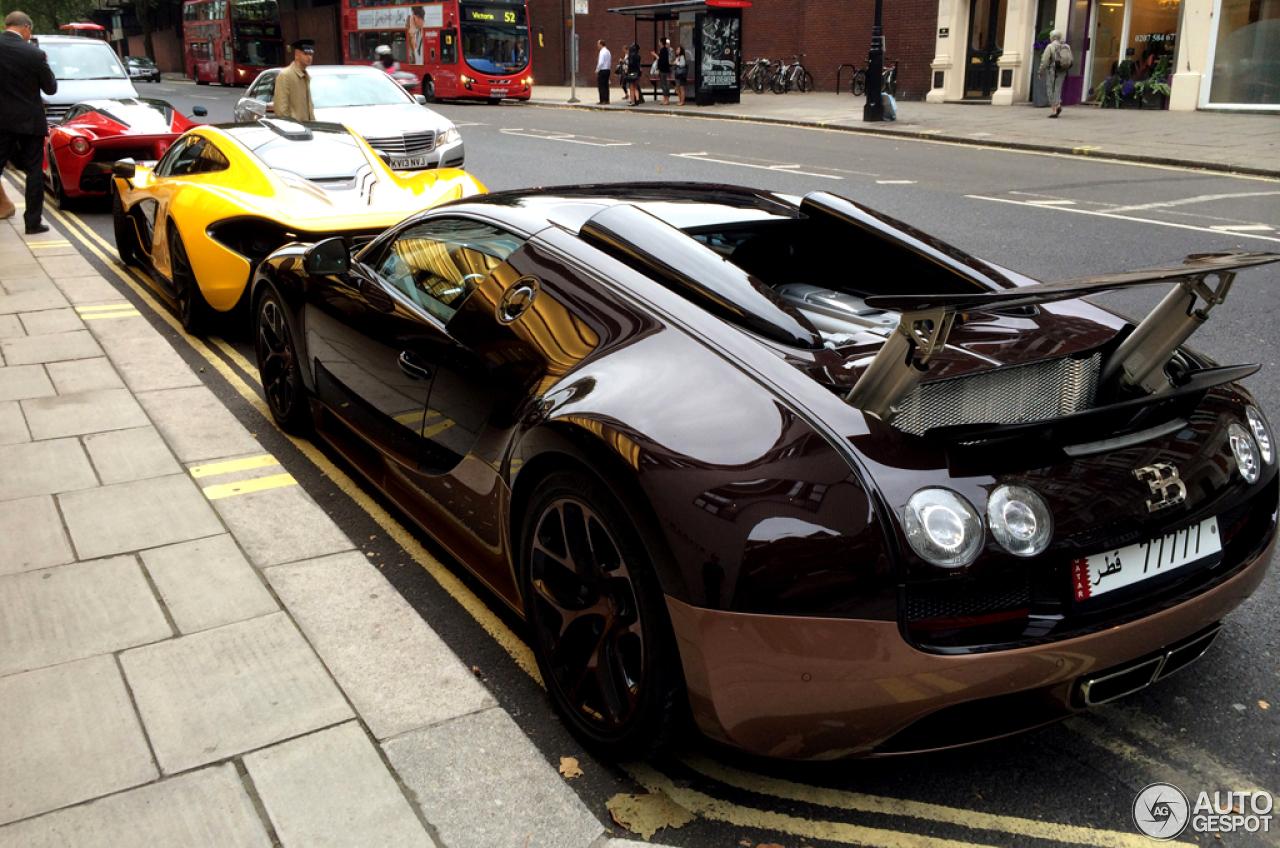 bugatti veyron 16 4 grand sport vitesse rembrandt bugatti 14 janvier 2015 autogespot. Black Bedroom Furniture Sets. Home Design Ideas