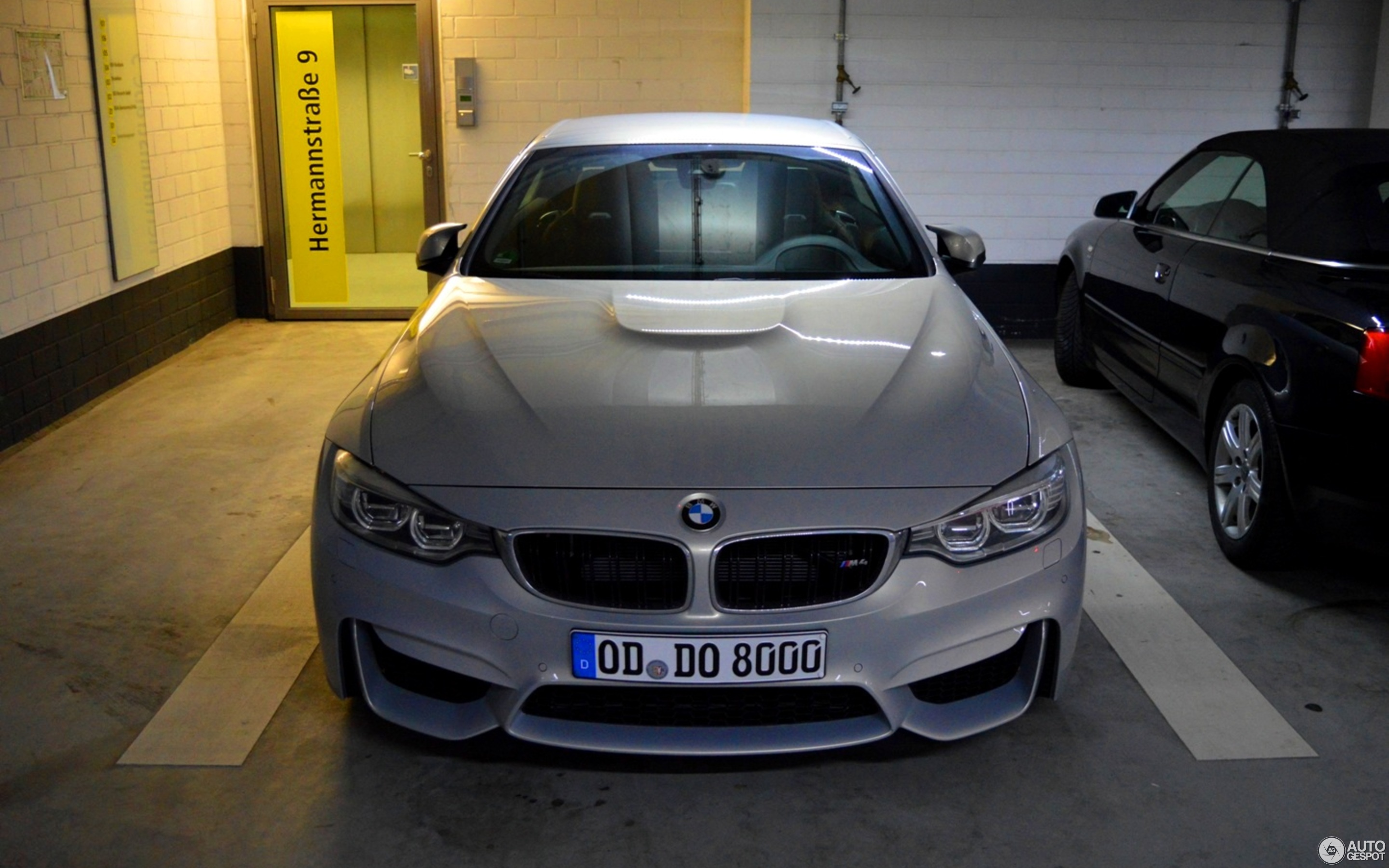 BMW M4 F83 Convertible 17 Januar 2015 Autogespot