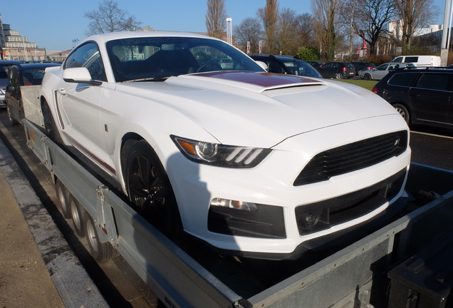 Ford Mustang Roush Stage 1 2015