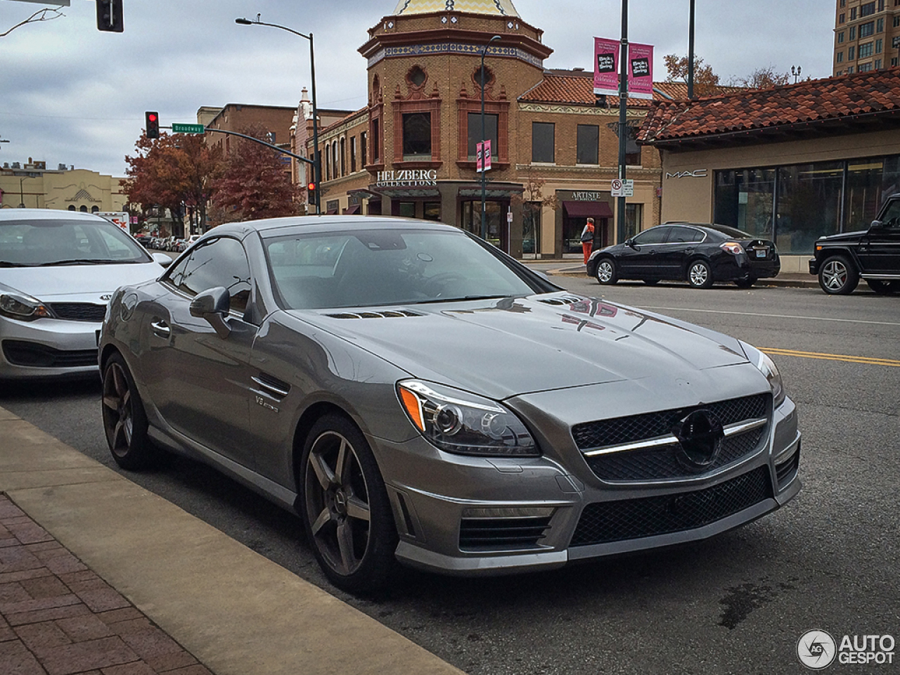 Image gallery slk 55 amg 2015 for Mercedes benz slk 55 amg special edition