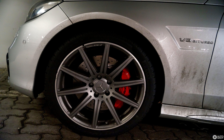 Mercedes Benz E 63 AMG S Estate S212 20 January 2015 Autogespot