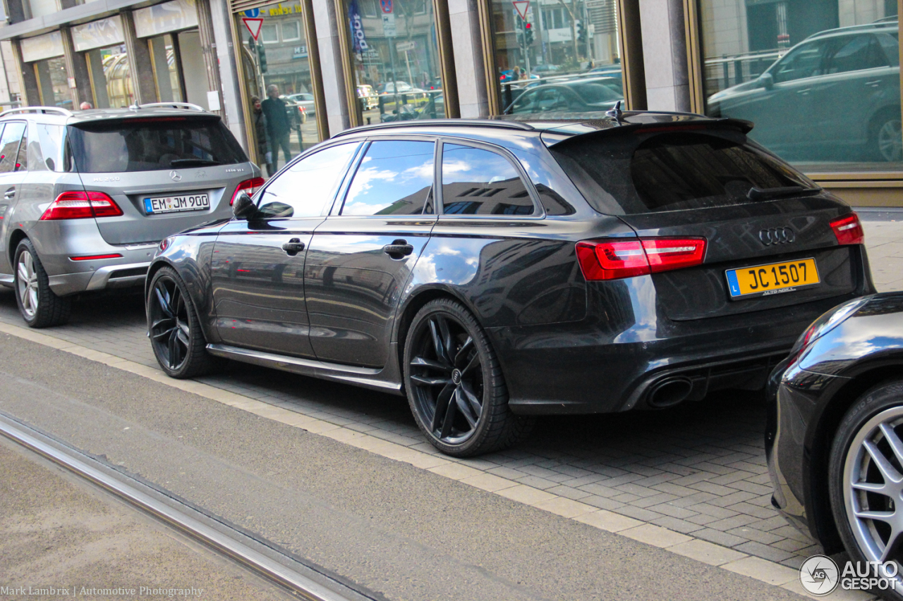 audi rs6 avant c7 21 january 2015 autogespot. Black Bedroom Furniture Sets. Home Design Ideas