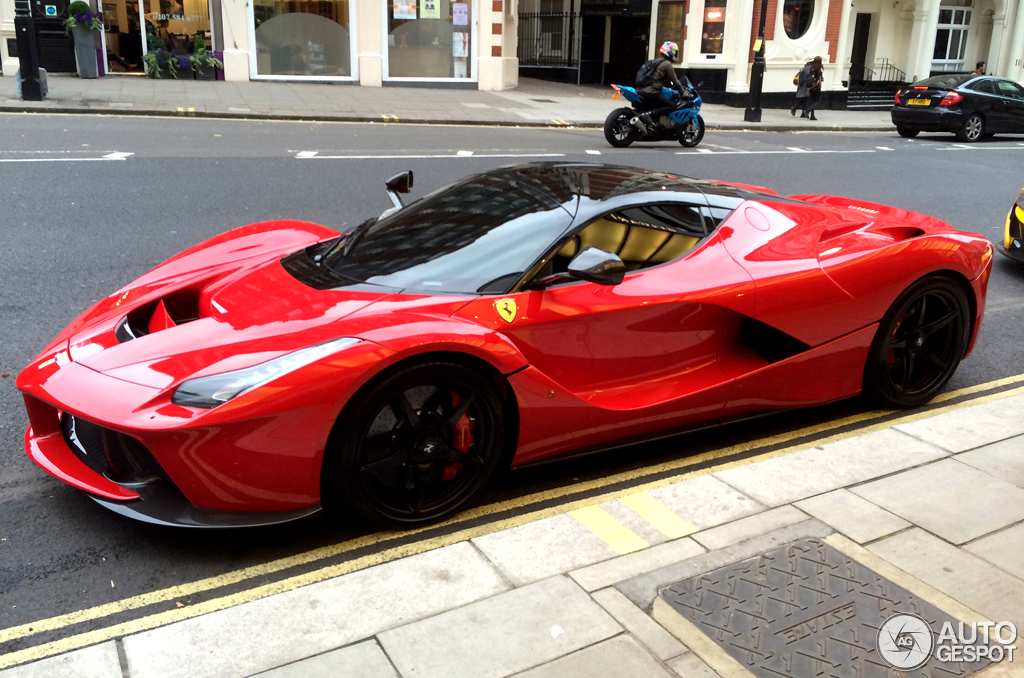 Ferrari Laferrari 21 2015 Autogespot