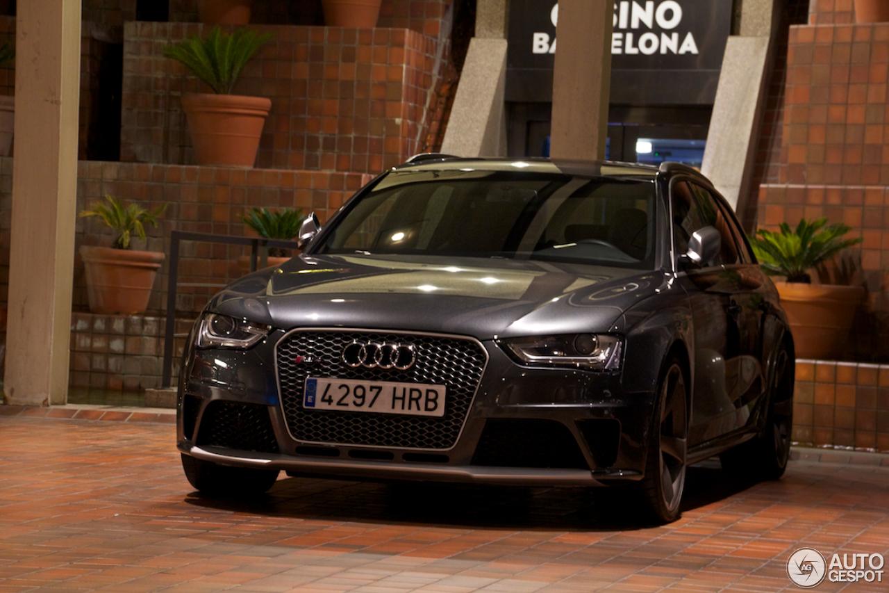 Audi RS4 Avant B8 - 23 January 2015 - Autogespot