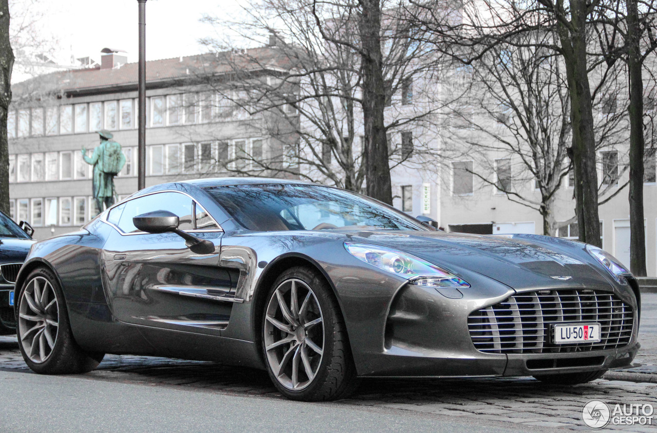 Aston Martin One 77 24 January 2015 Autogespot