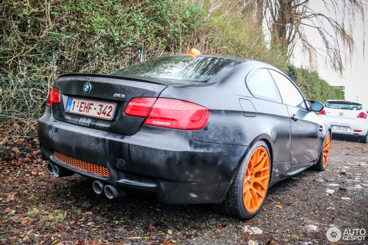 BMW M3 E92 Coupé Frozen Black Edition - 25 January 2015 ...