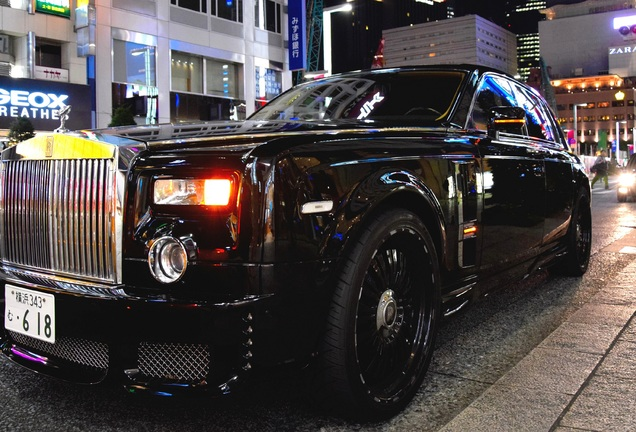 Rolls-Royce WALD Phantom Black Bison Edition