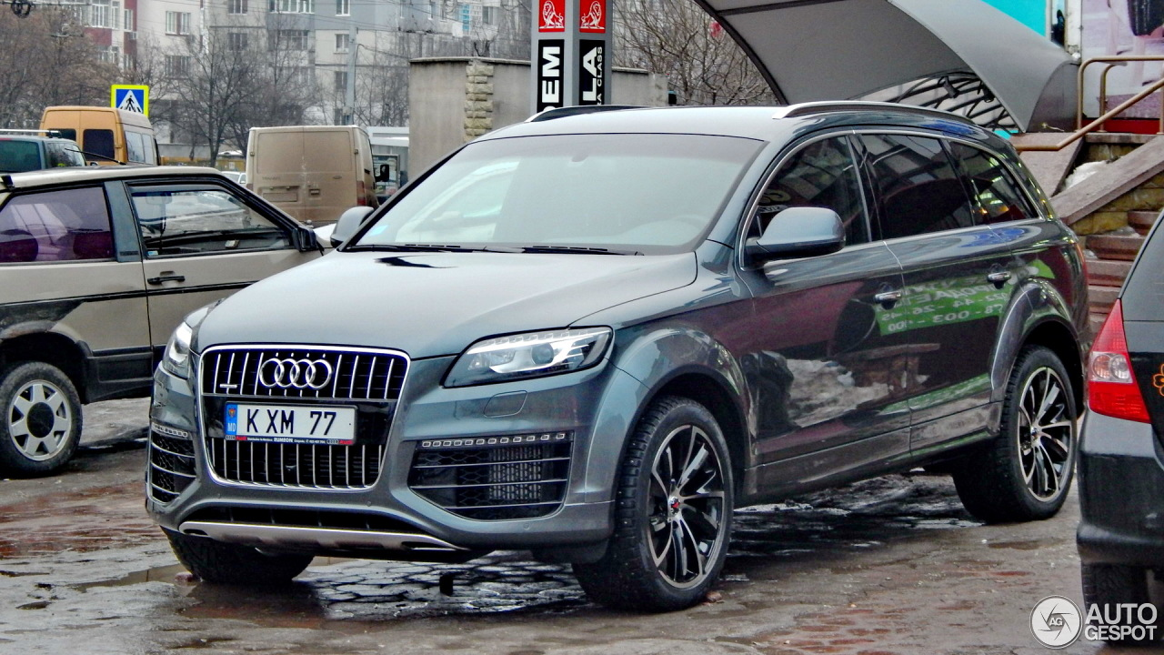 Audi Q7 V12 TDI 26 January 2015 Autogespot