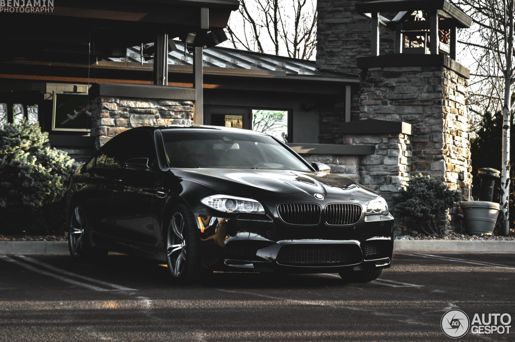 Bmw M5 F10 2011 26 January 2015 Autogespot