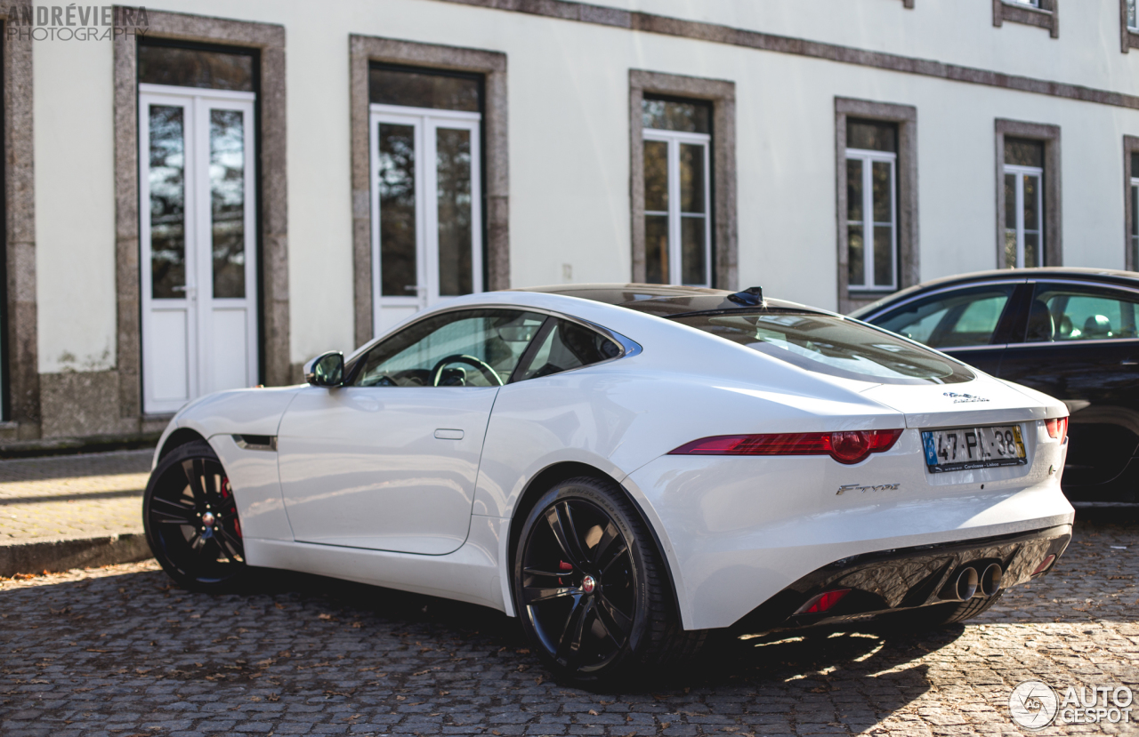 jaguar f type s coup 26 january 2015 autogespot. Black Bedroom Furniture Sets. Home Design Ideas