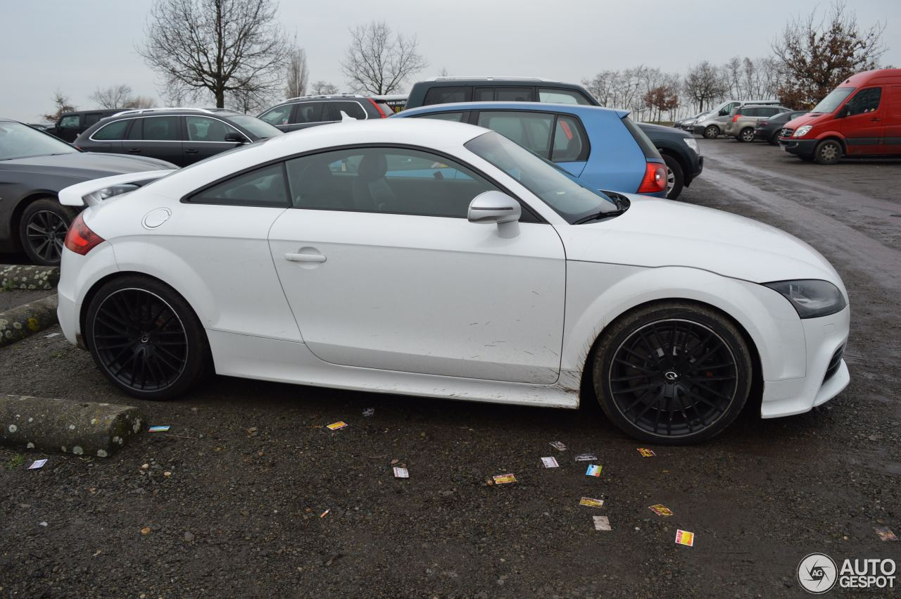 Audi Tt Rs 28 January 2015 Autogespot
