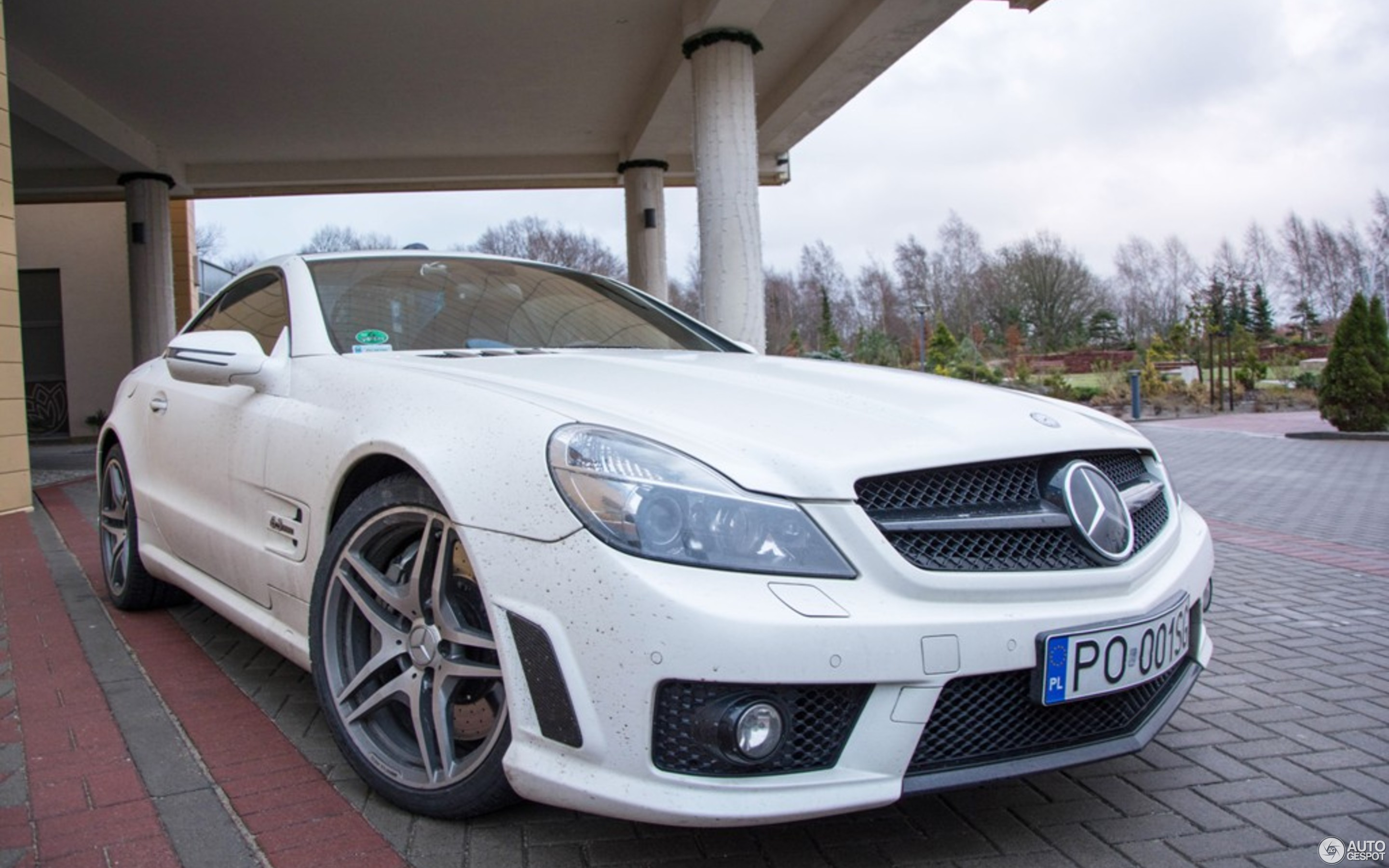Mercedes Benz SL 63 AMG Edition IWC 28 January 2015 Autogespot