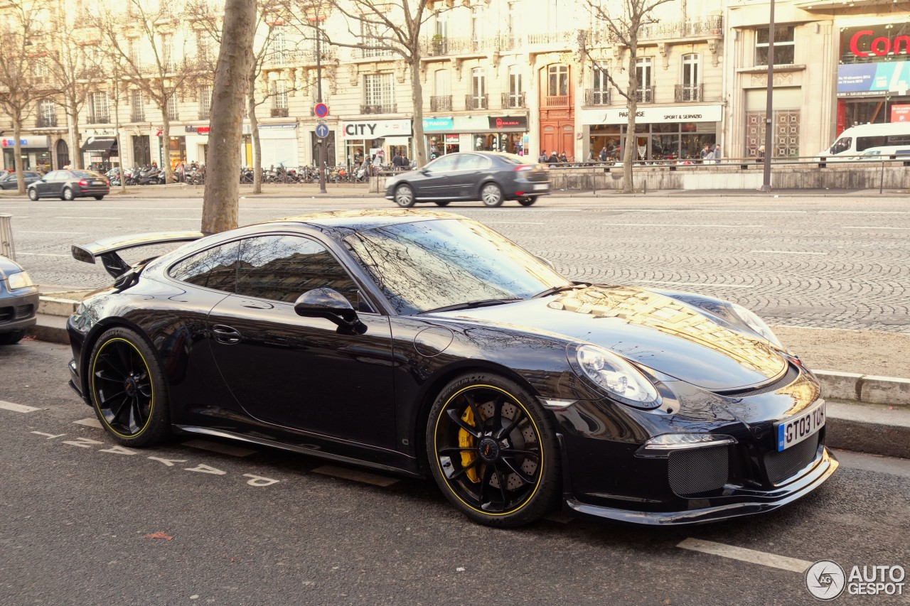 Porsche 991 Gt3 31 January 2015 Autogespot
